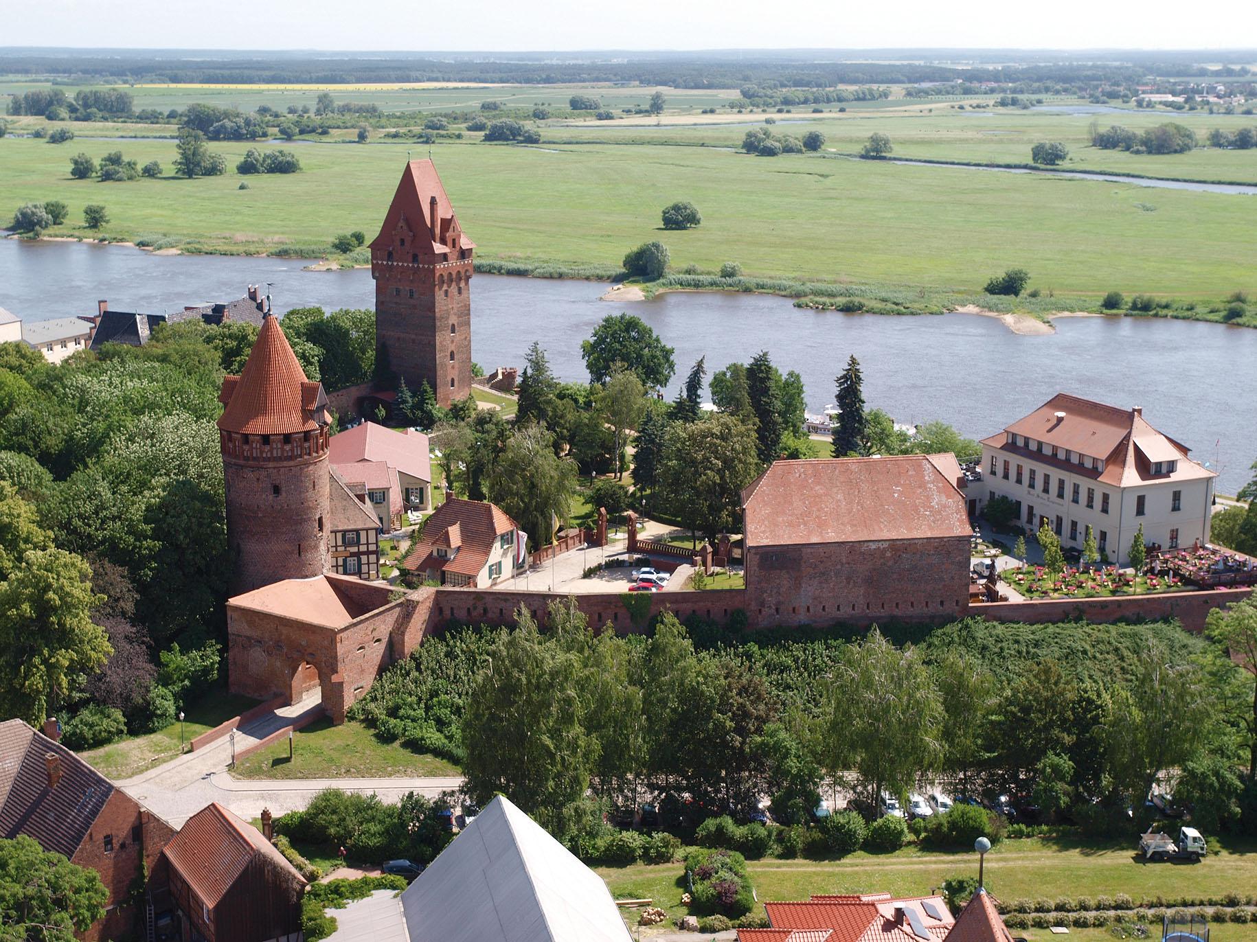 Kaiserstadt Tangermünde - Lieblingsort Kaiser Karl des IV