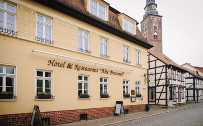 SCHULZENS Brauerei & Hotel***