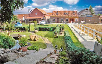 Pension und Ferienwohnung Hof Albrecht P**** F****