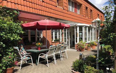 Pension Luisenhof  Bier- und Cafègarten