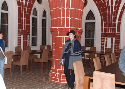Tangermünde Stadtführung Rathaus