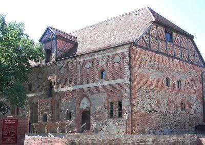 Das Tanzhaus aus dem 14. Jahrhundert