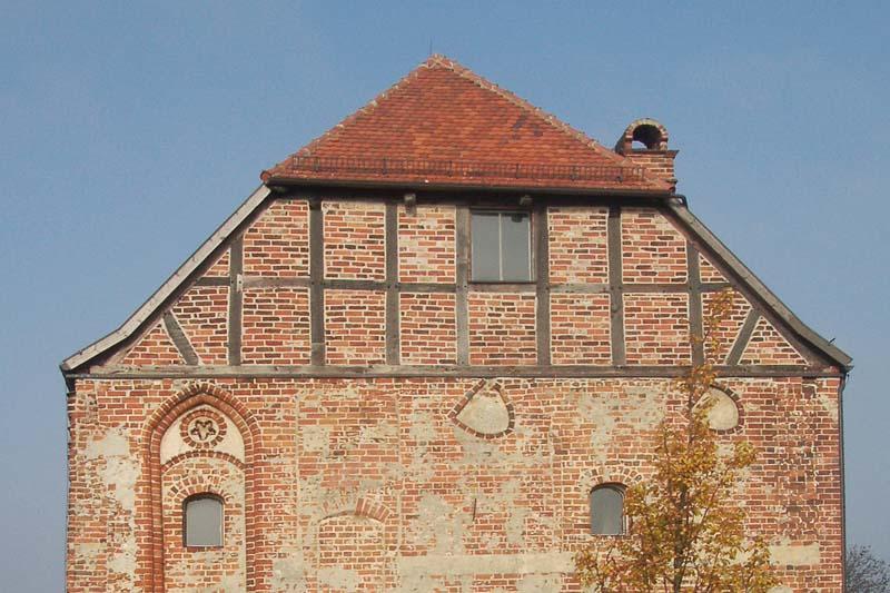 Tanzhaus auf der Burg